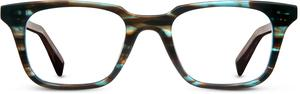 Clark in blue marblewood