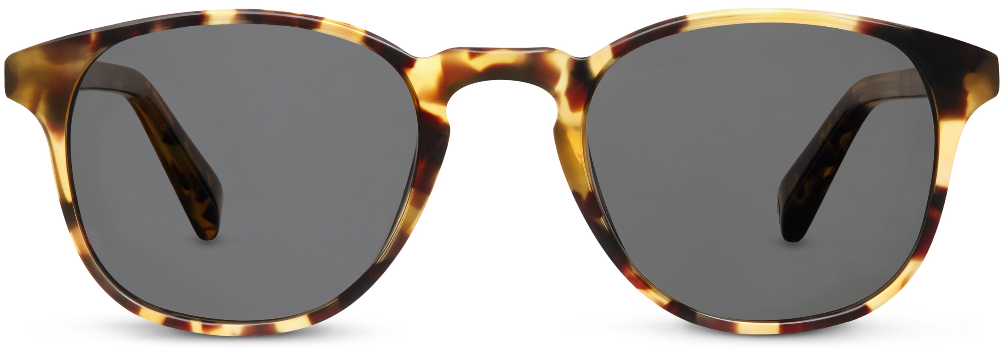 0164162adf4 Downing Sunglasses in Walnut Tortoise with Classic Grey lenses for Men