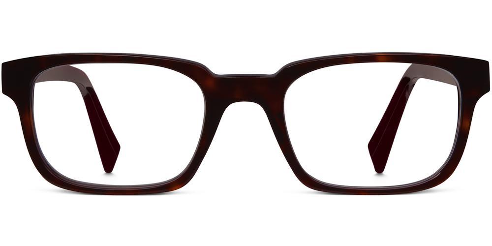 Warby Parker Eyeglasses - Eaton in Cognac Tortoise