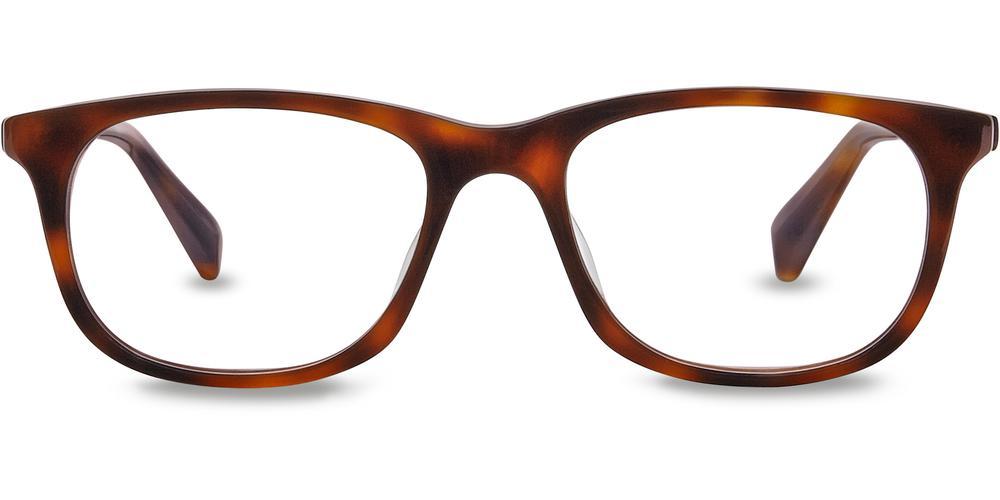 Warby Parker Eyeglasses - Sullivan in Woodgrain Tortoise