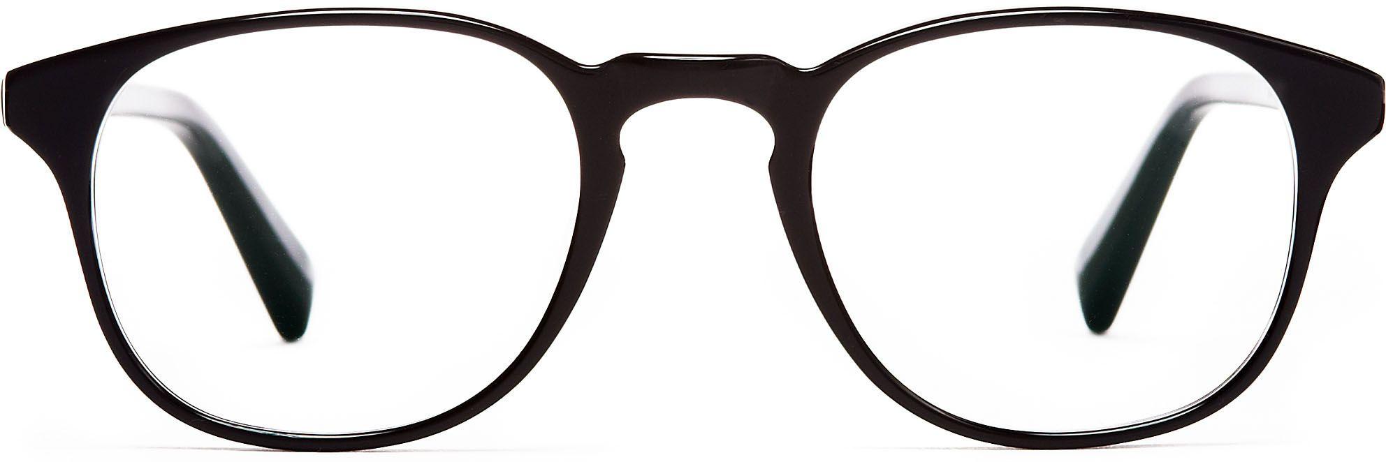 Downing Eyeglasses in Jet Black for Women | Warby Parker