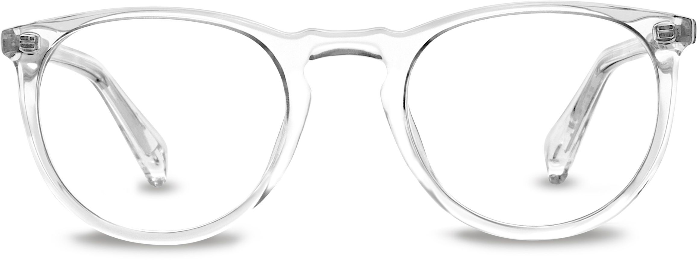 a29a44695d5 Haskell Eyeglasses in Crystal for Women