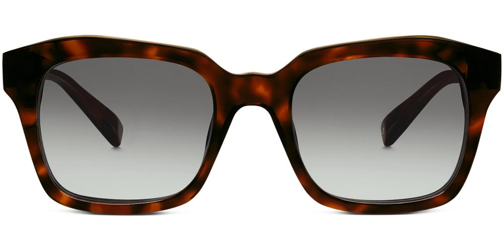 c765600c261  195.00 More Details · Warby Parker Sunglasses - Lovett in Red Canyon
