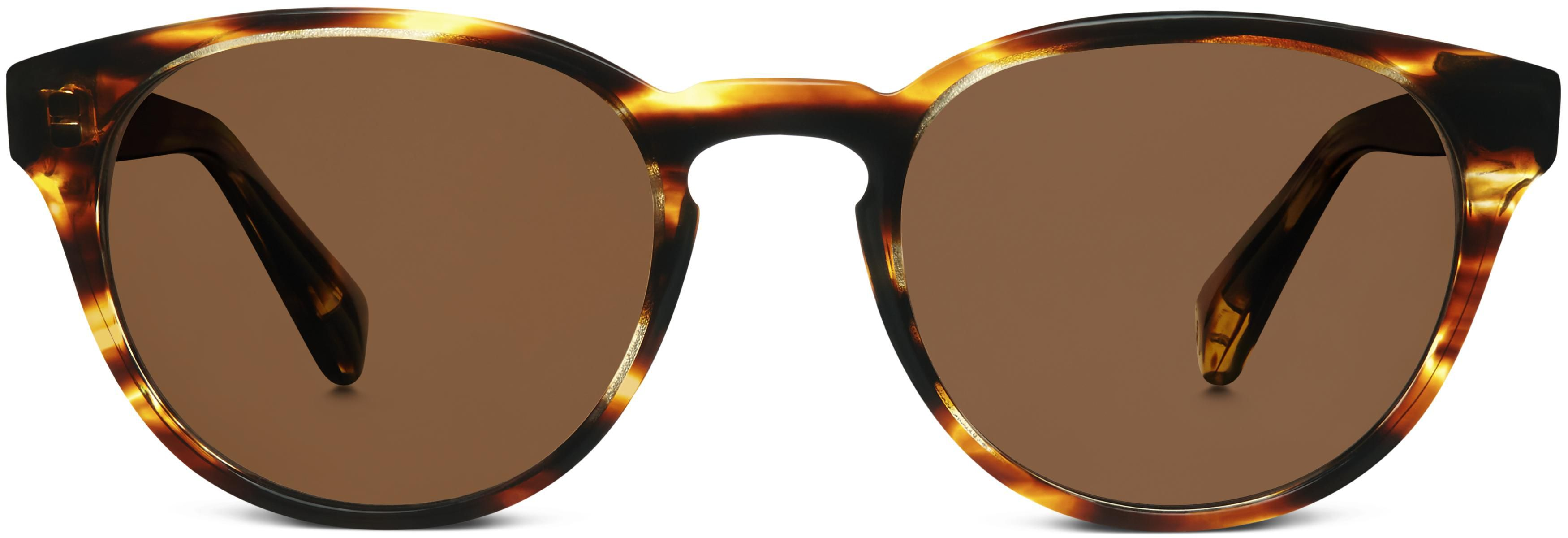 e950b699929ab Percey Sunglasses in Striped Sassafras with Classic Brown lenses for Women