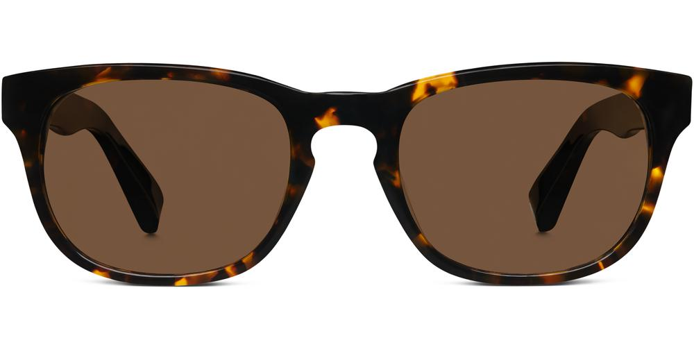 Warby Parker Sunglasses - Preston in Whiskey Tortoise