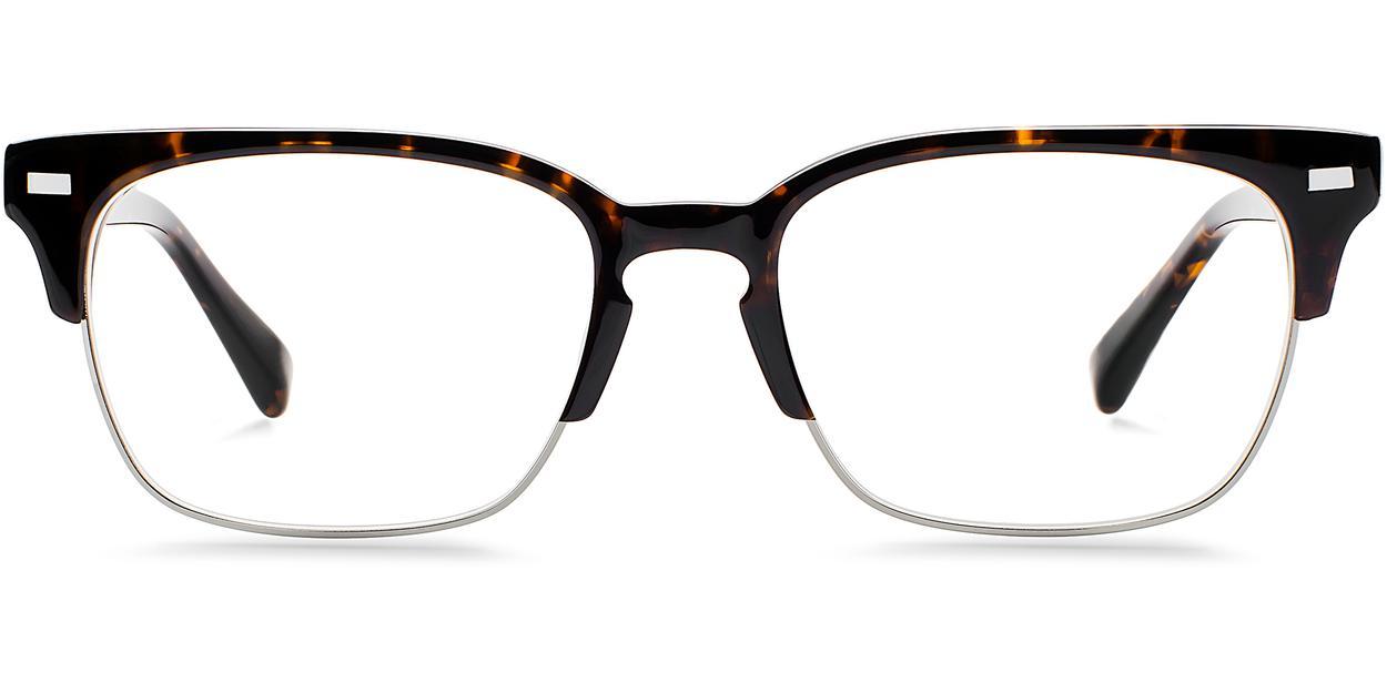 Half Frame Tortoise Shell Reading Glasses : mens tortoise half frame glasses Wrap Yourself Thin