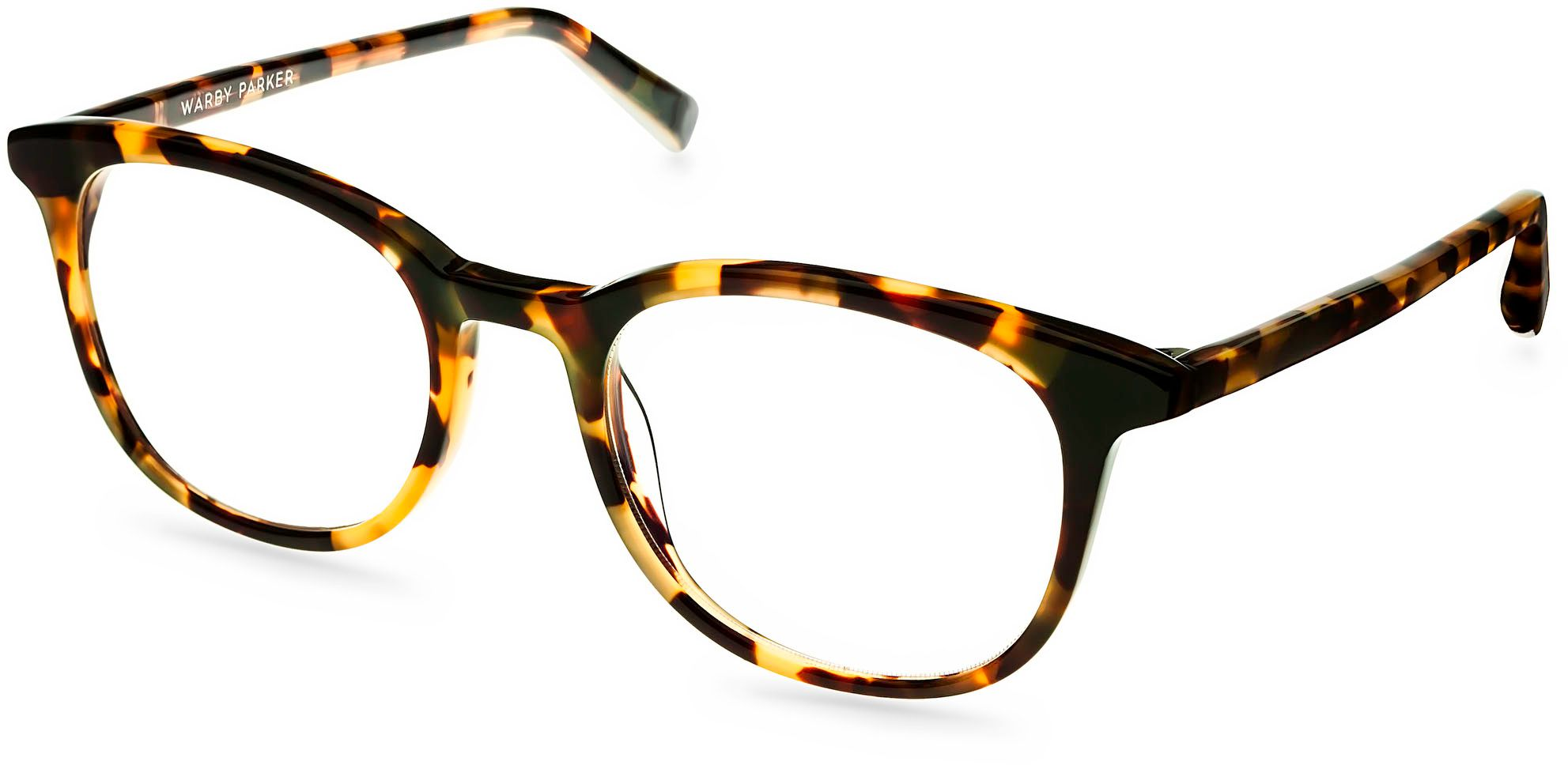Durand Eyeglasses in Woodland Tortoise for Men | Warby Parker