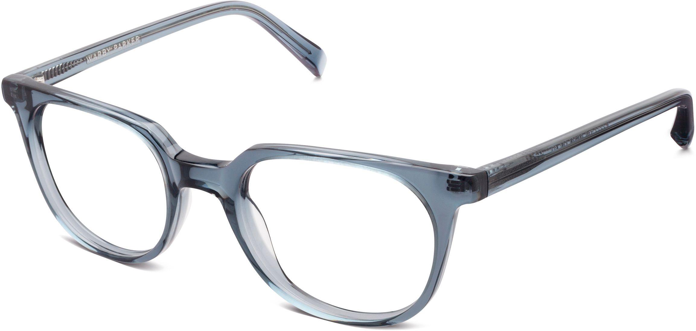 Keene Eyeglasses in Beach Glass for Men | Warby Parker