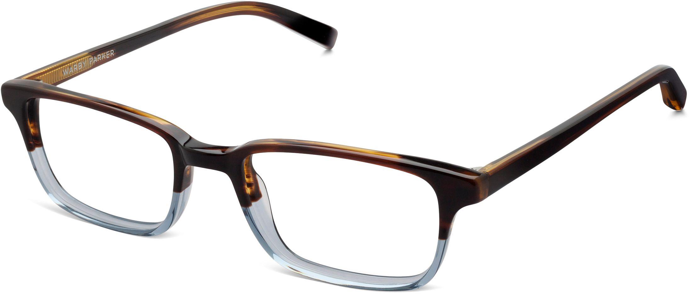 5e9a85a44e97 Wilkie Eyeglasses in Eastern Bluebird Fade for Men