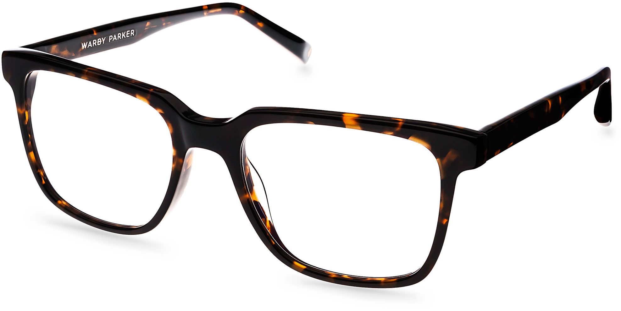 Chamberlain Eyeglasses in Whiskey Tortoise for Women | Warby Parker
