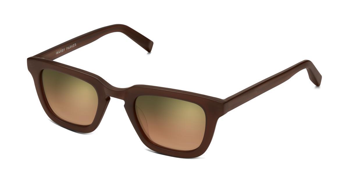Eastman Sunglasses in Cognac Matte for Men Warby Parker