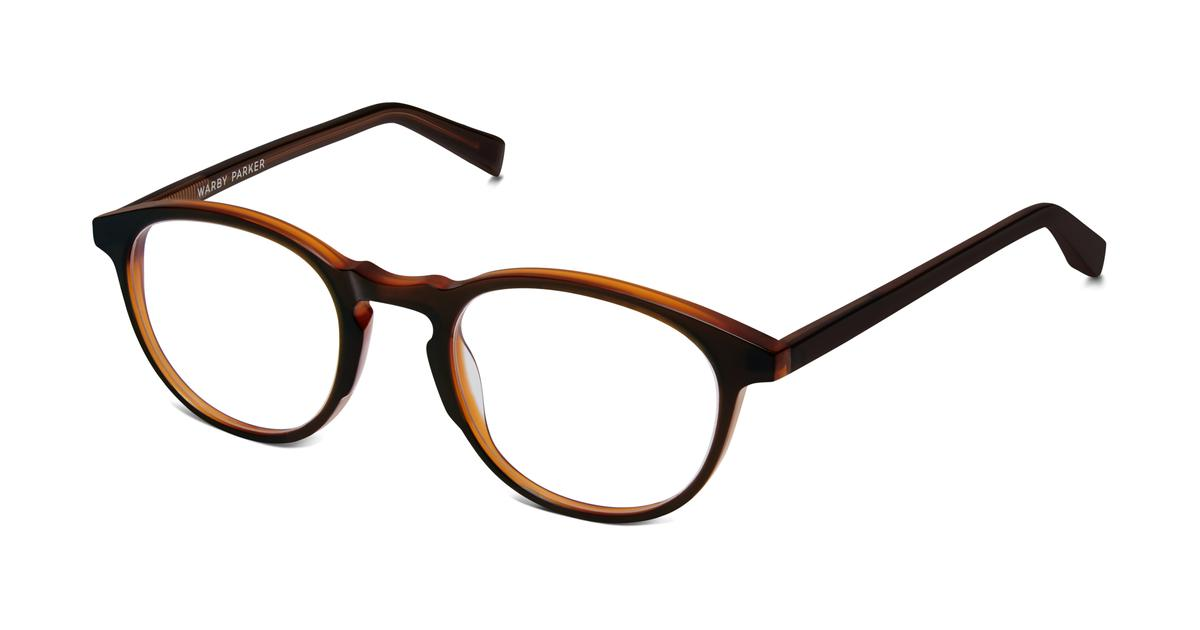 Otis Eyeglasses in Mulled Cider for Women Warby Parker
