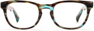 Preston in blue marblewood