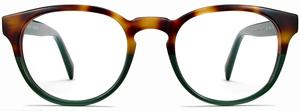 Percey Holiday in Evergreen Tortoise Fade