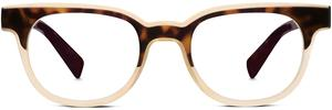 Duckworth in cognac tortoise and cashew