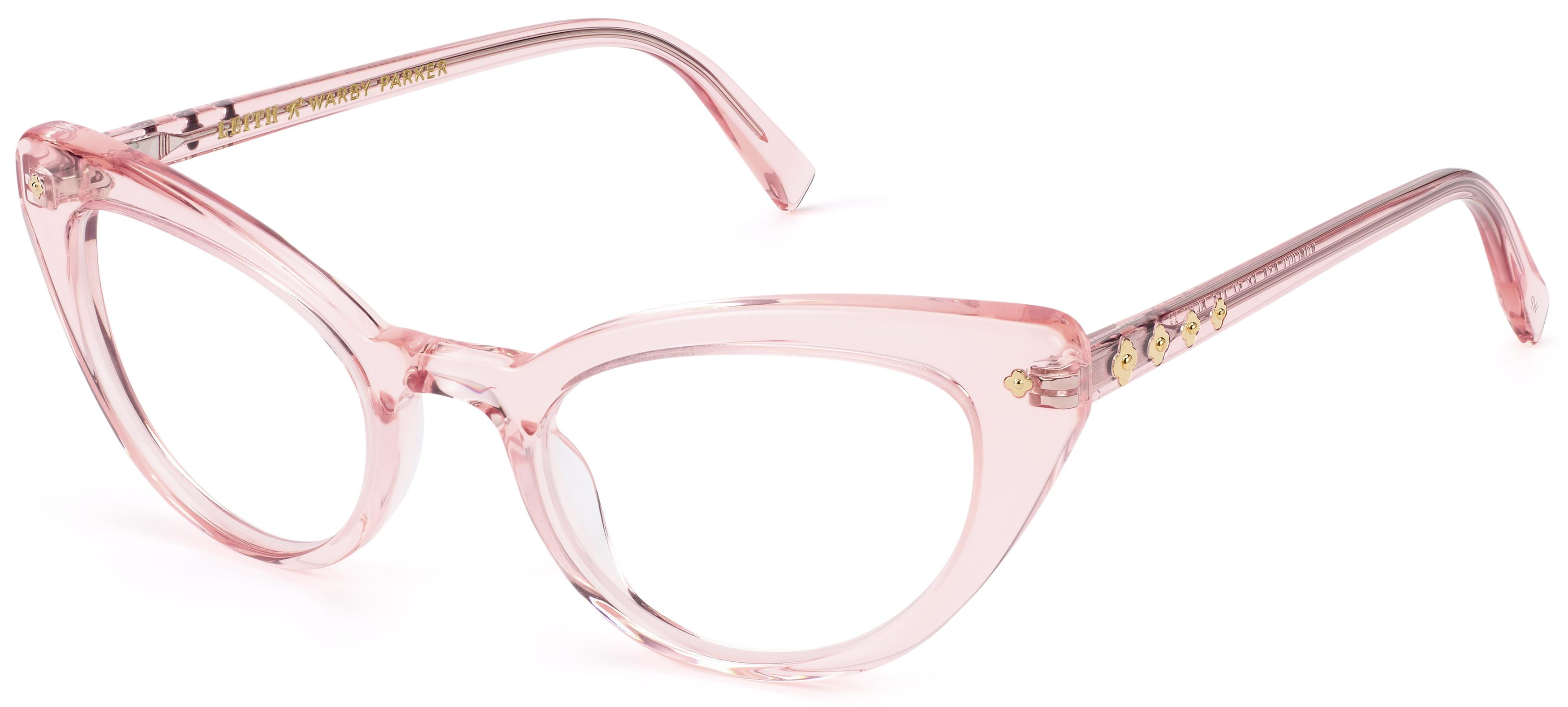 e1fd5cc36c Evelina is a vintage-inspired cat-eye designed by Leith Clark and peppered  with