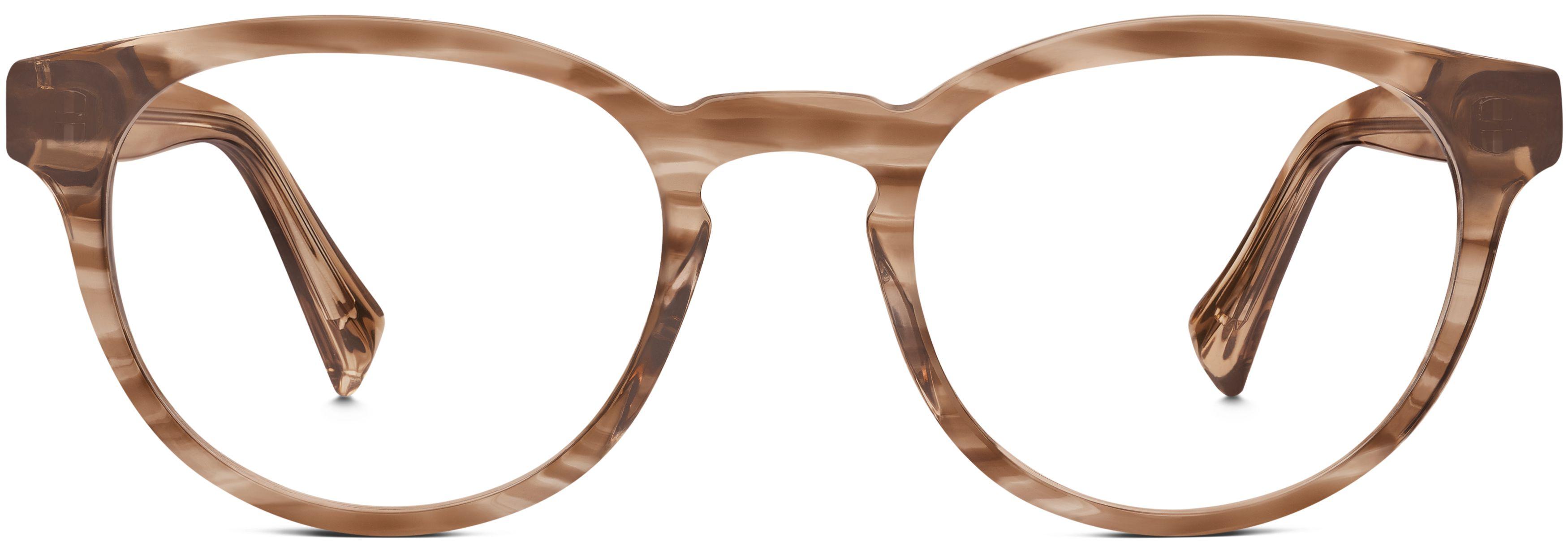 5357815ef6 Percey Eyeglasses in Chestnut Crystal for Women