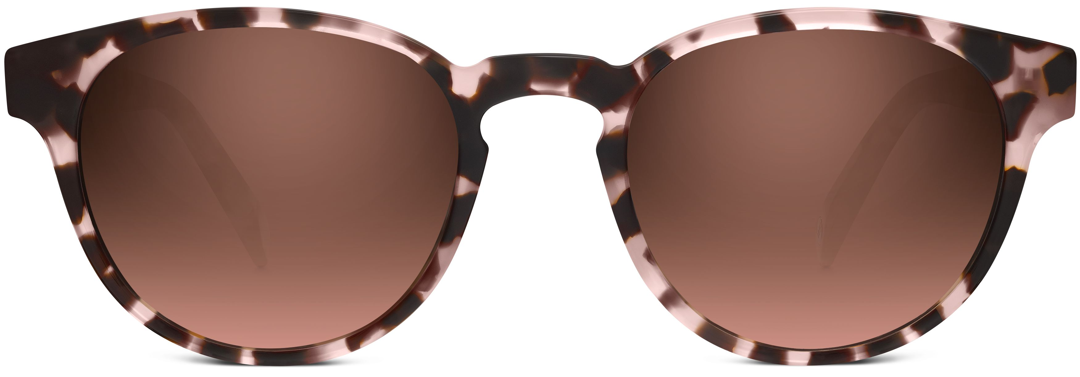 fafa920cf77ff Percey Sunglasses in Petal Tortoise with Flash Reflective Brown Gradient  lenses for Women