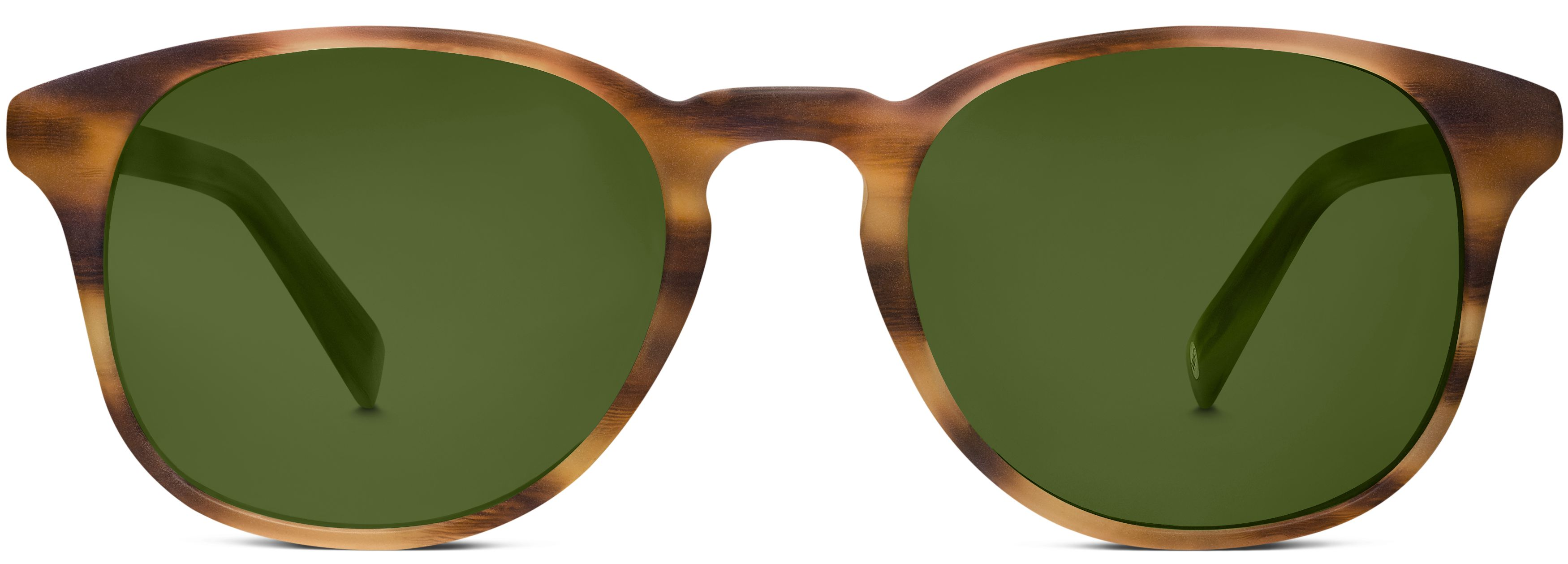 8301bc252e Downing Wide Sunglasses in English Oak Matte with Bottle Green lenses for  Men
