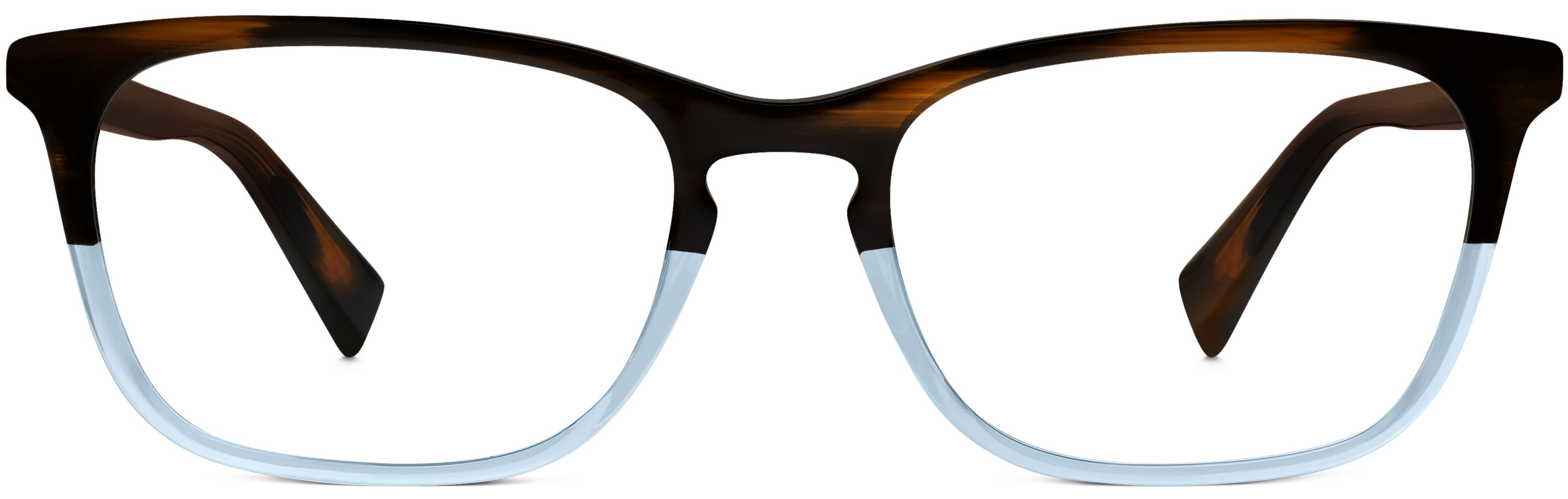 c56e1a54f15a Welty Eyeglasses in Eastern Bluebird Fade for Men
