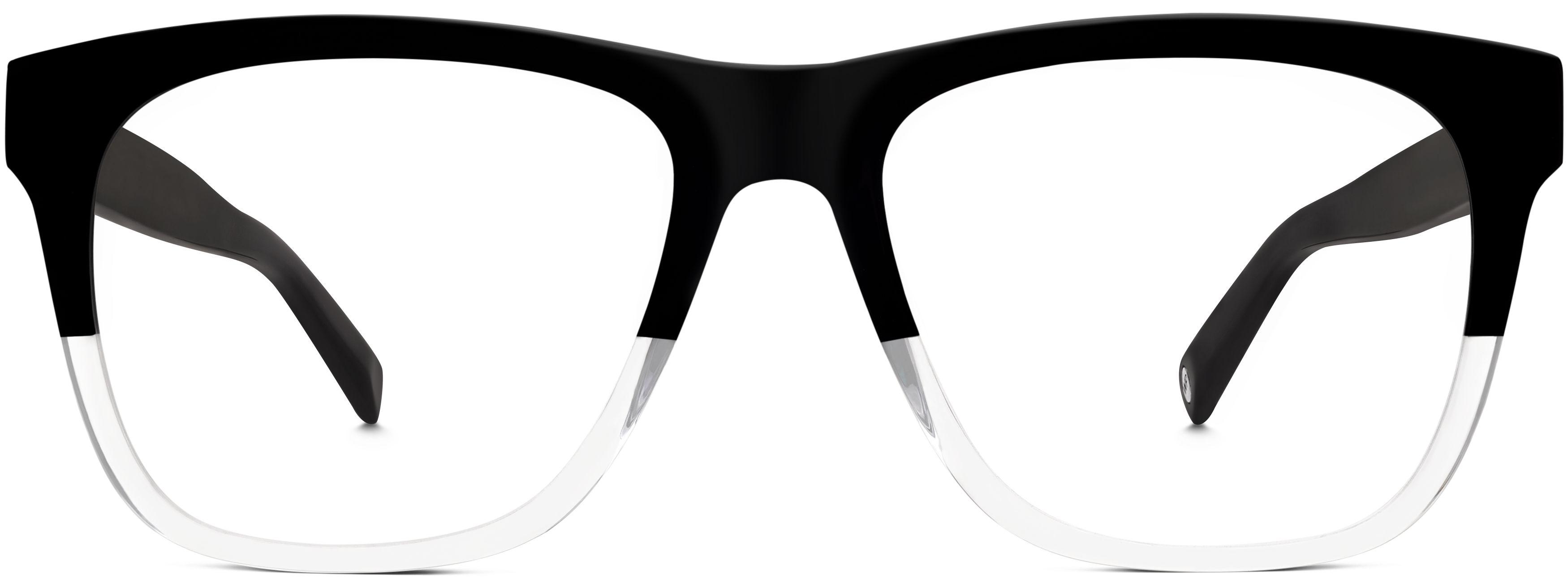d5a131630ca4 Lowry Eyeglasses in Jet Black Fade for Women