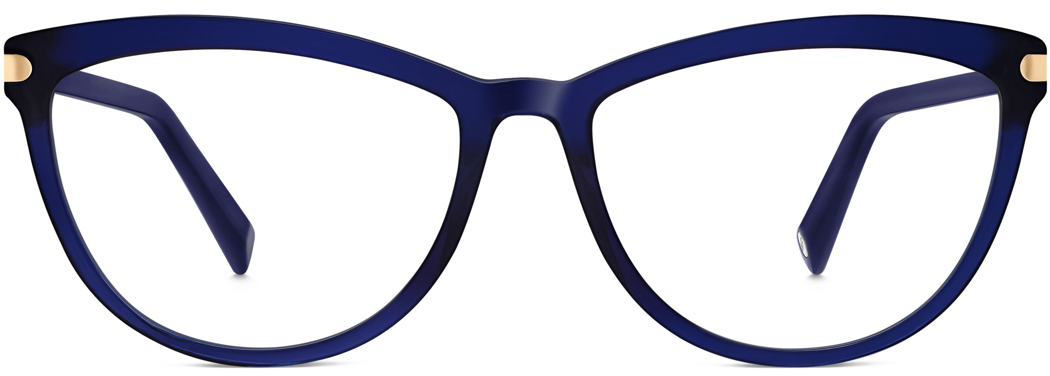 a86eaa6c0f Louise Eyeglasses in Lapis Crystal for Women