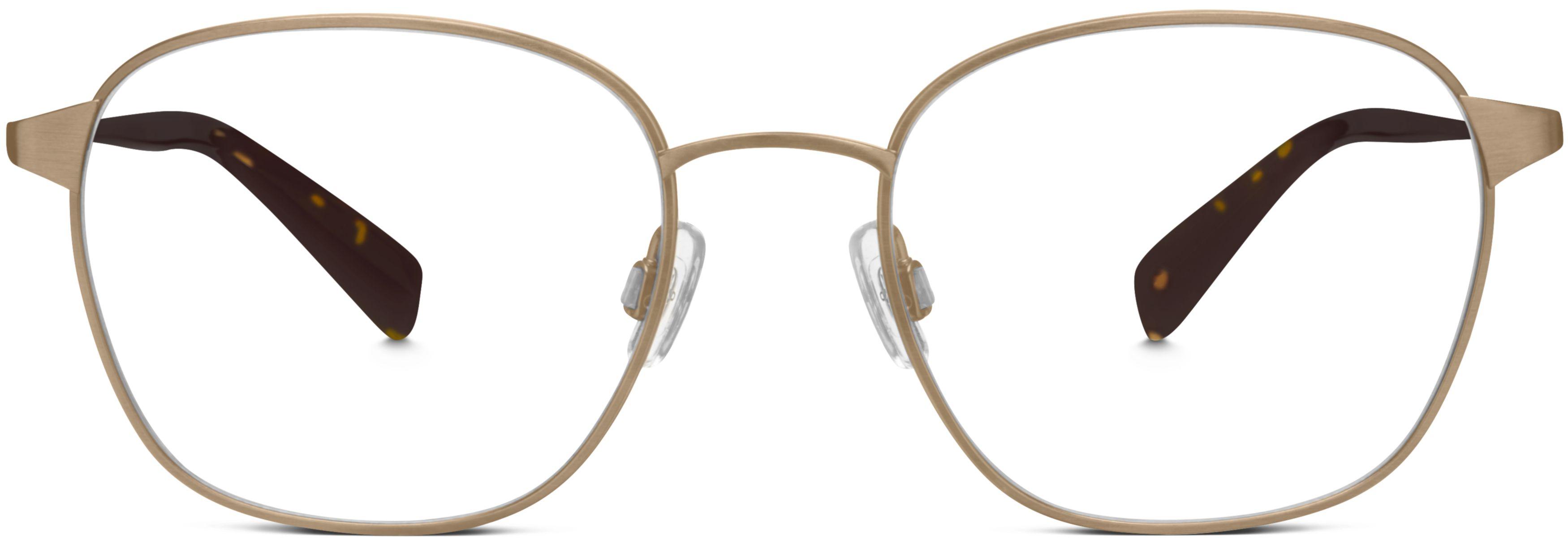 Nesbit Eyeglasses in Heritage Bronze for Men | Warby Parker