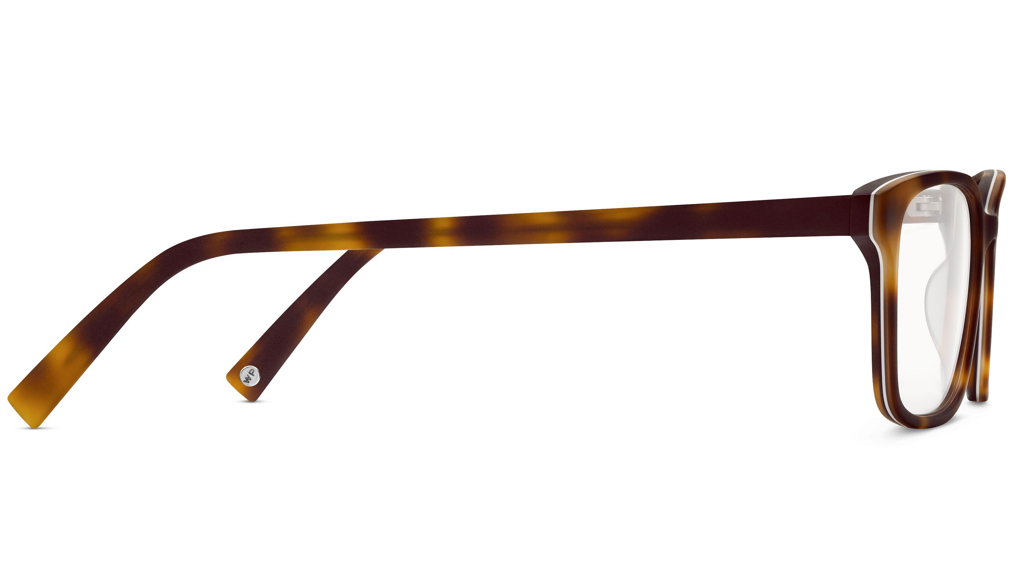 e3956195c9 Brady Eyeglasses in Layered Tortoise Matte for Women