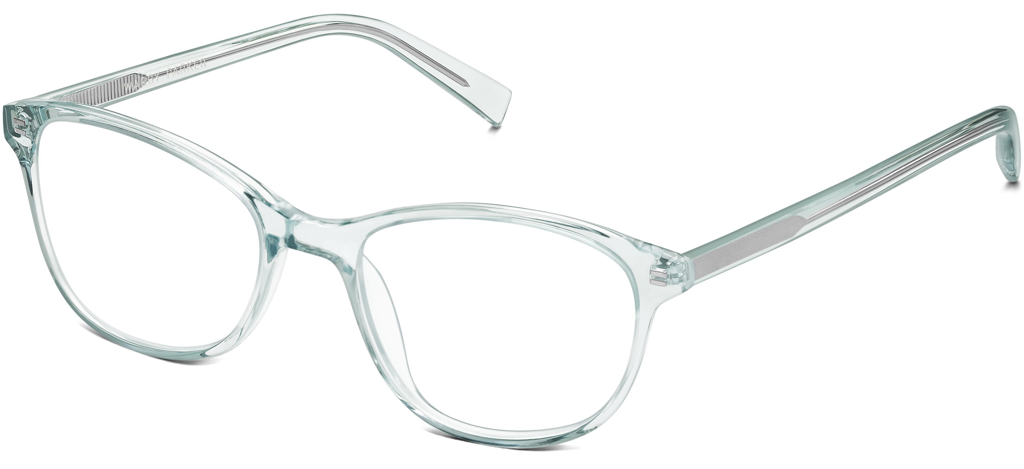 Daisy Eyeglasses in Cyprus Crystal for Women | Warby Parker