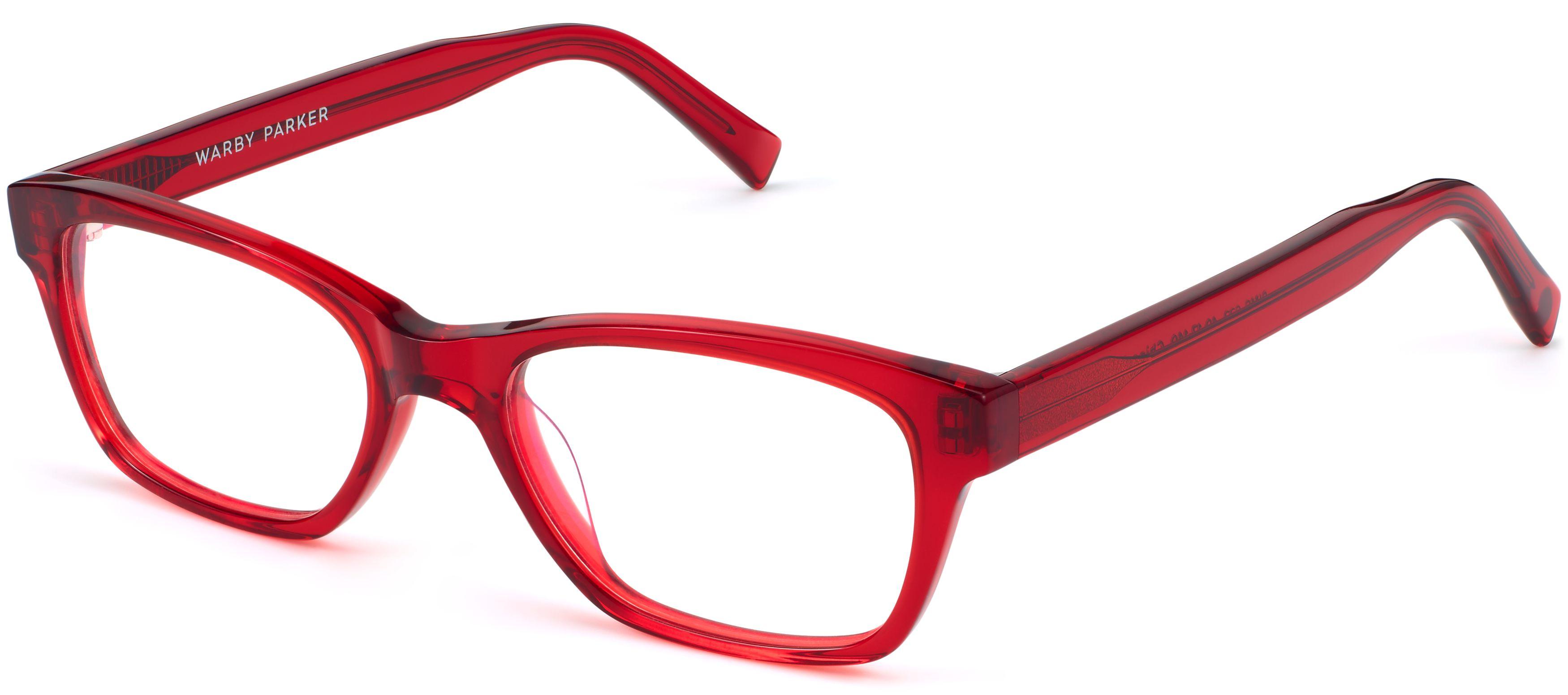 bbab9922b5 Sims Eyeglasses in Cardinal Crystal for Women