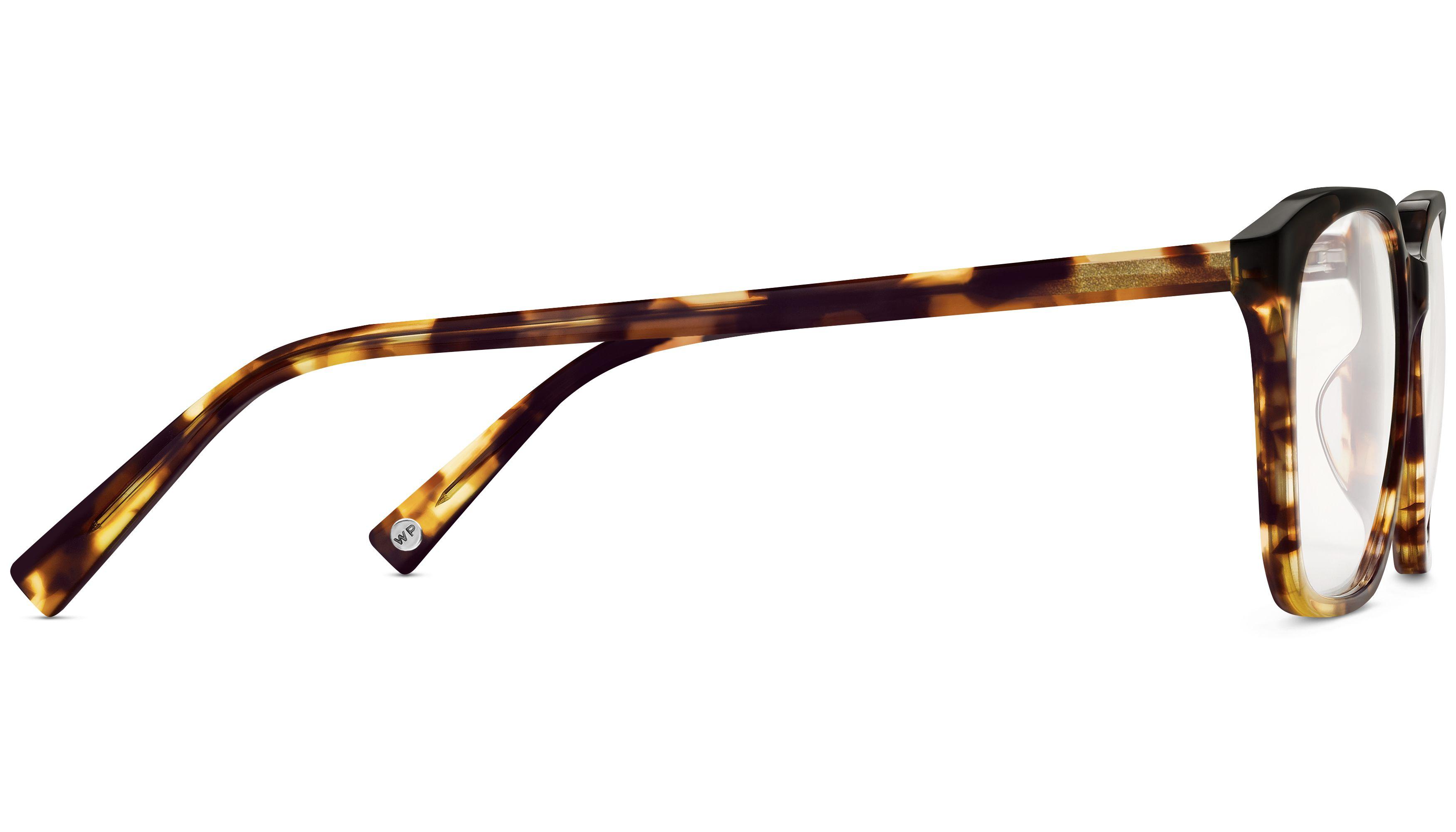 Barnes Eyeglasses in Root Beer for Women | Warby Parker