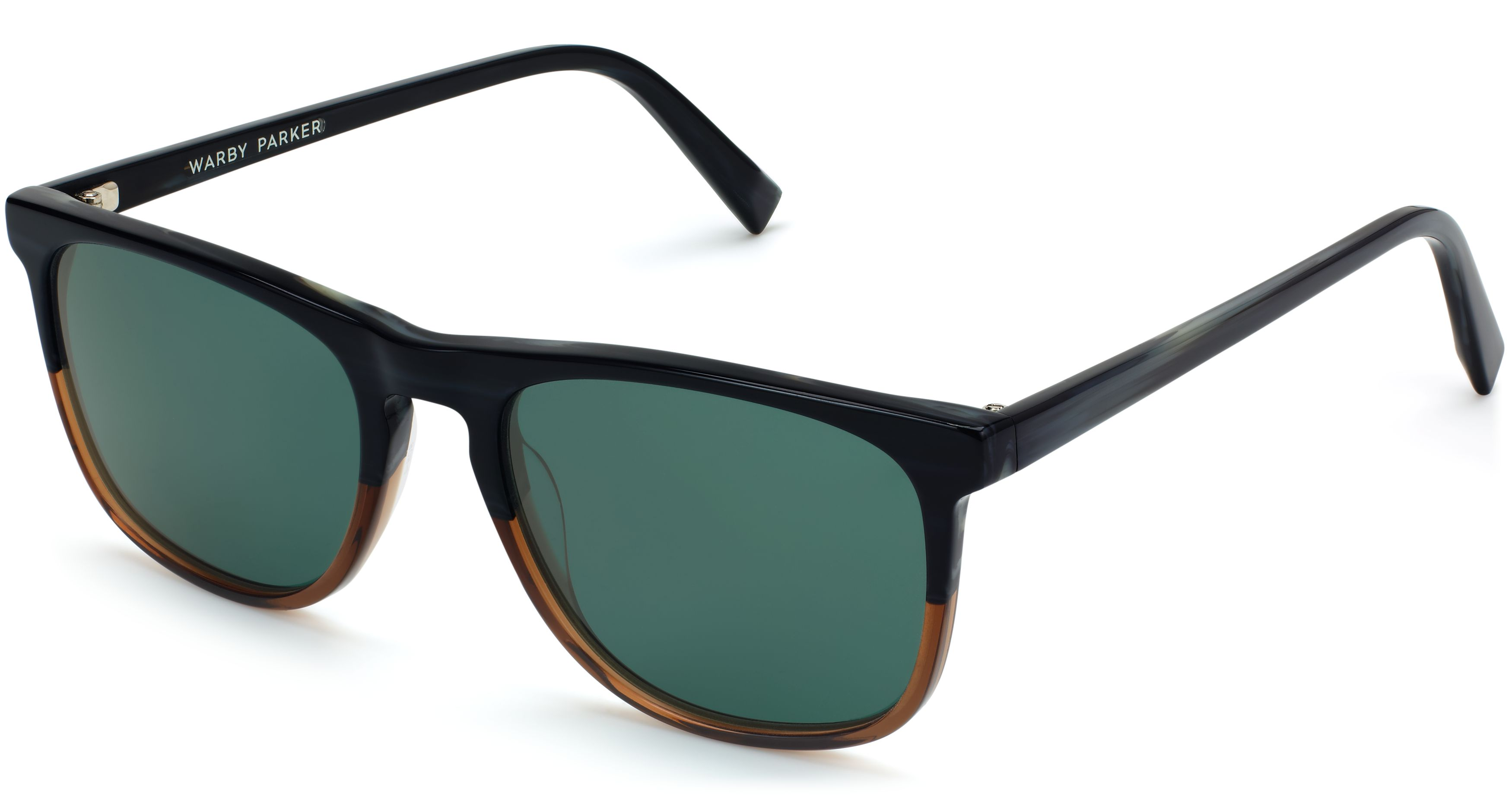 c6070fb0c71 Madox Sunglasses in Antique Shale Fade with Green Grey lenses for Men