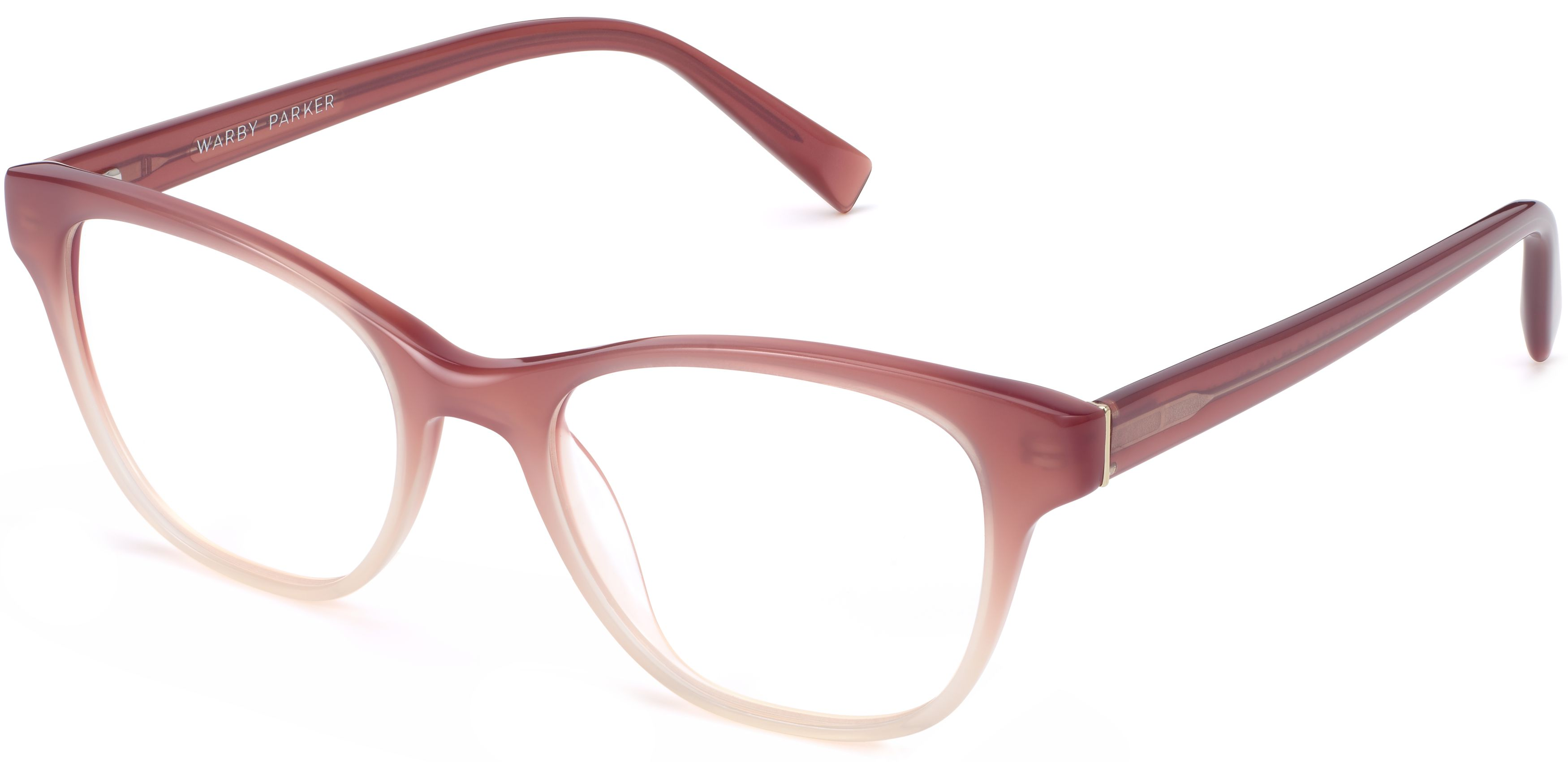 6ad5665f62 Amelia Eyeglasses in Rose Clay Fade for Women