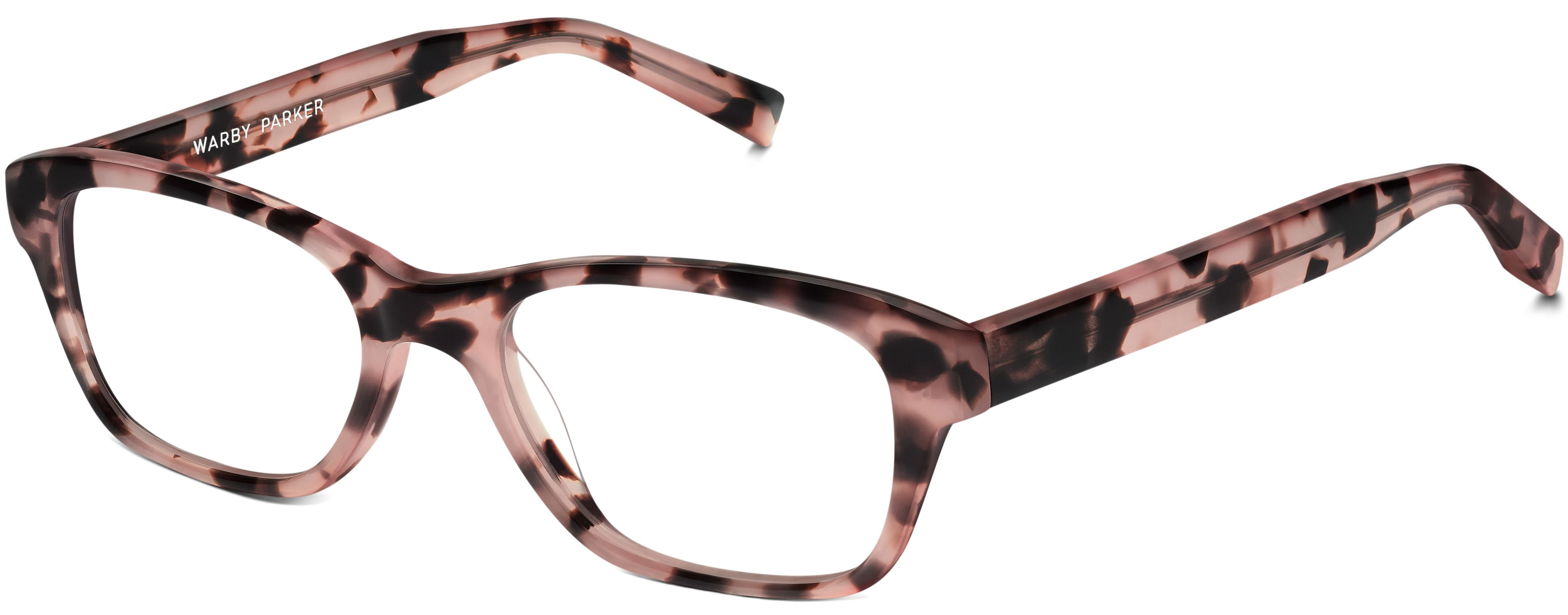 Sims Eyeglasses in Petal Tortoise for Women | Warby Parker