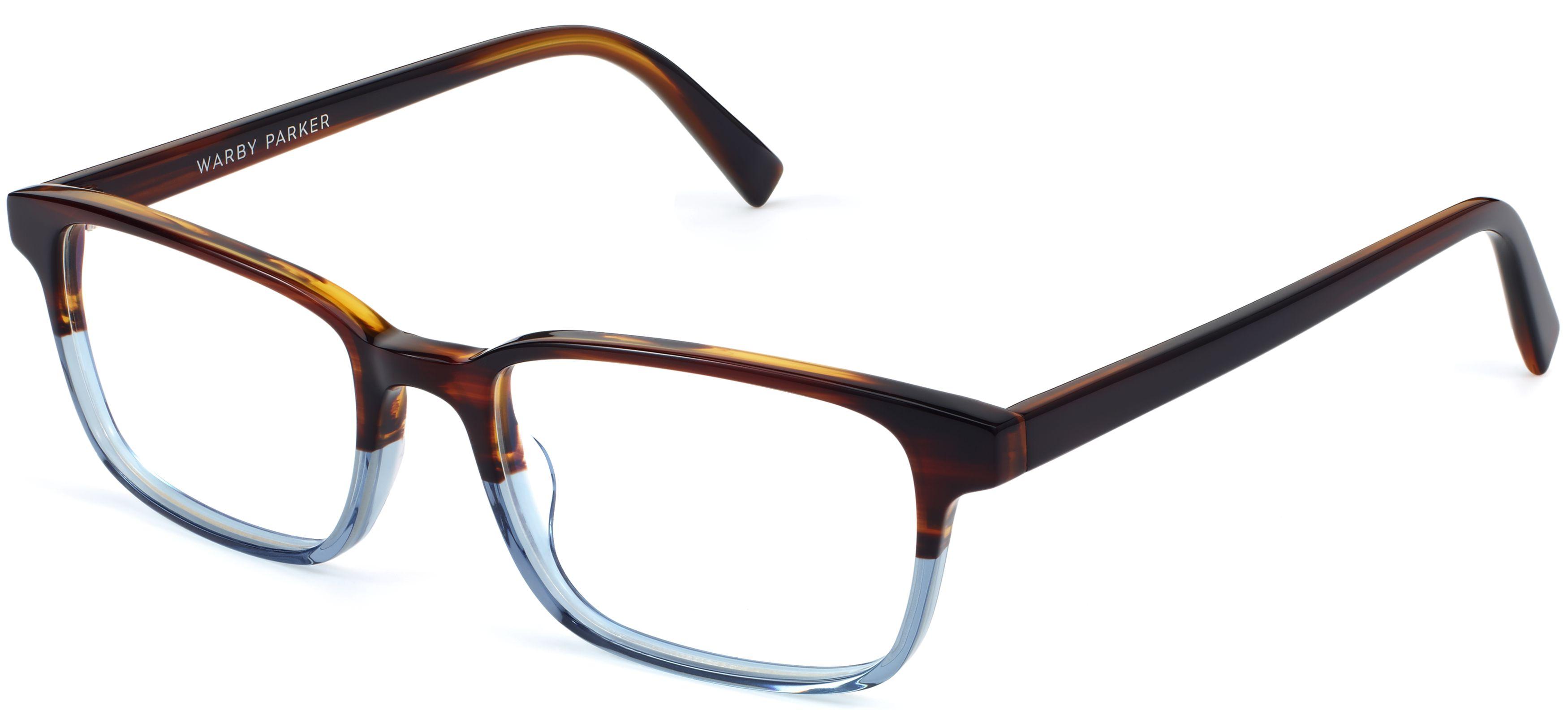aa9d35aba9 Crane Eyeglasses in Eastern Bluebird Fade for Men