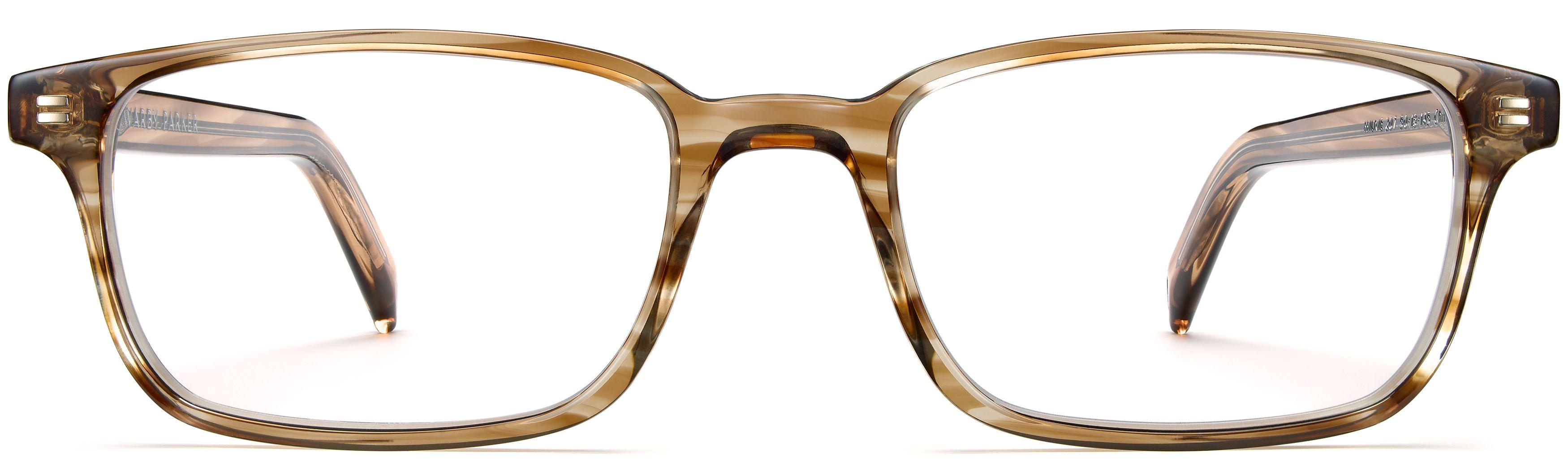 f7f322050d5 Wilkie Eyeglasses in Chestnut Crystal for Women