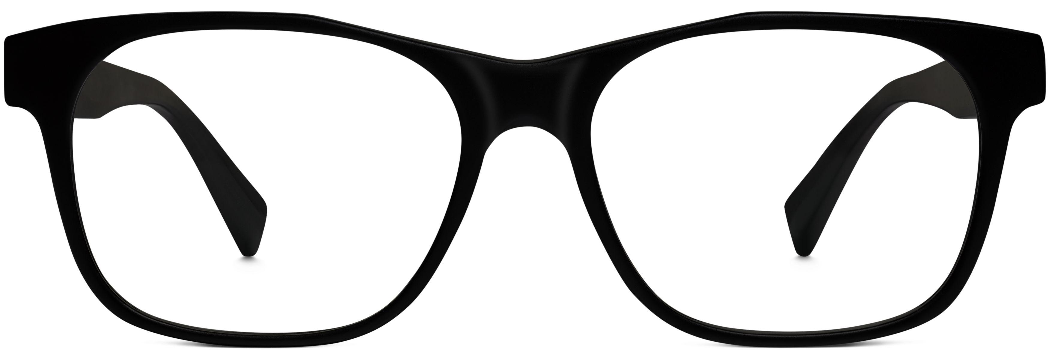 d8a5812f19e Everson Eyeglasses in Jet Black Matte for Men