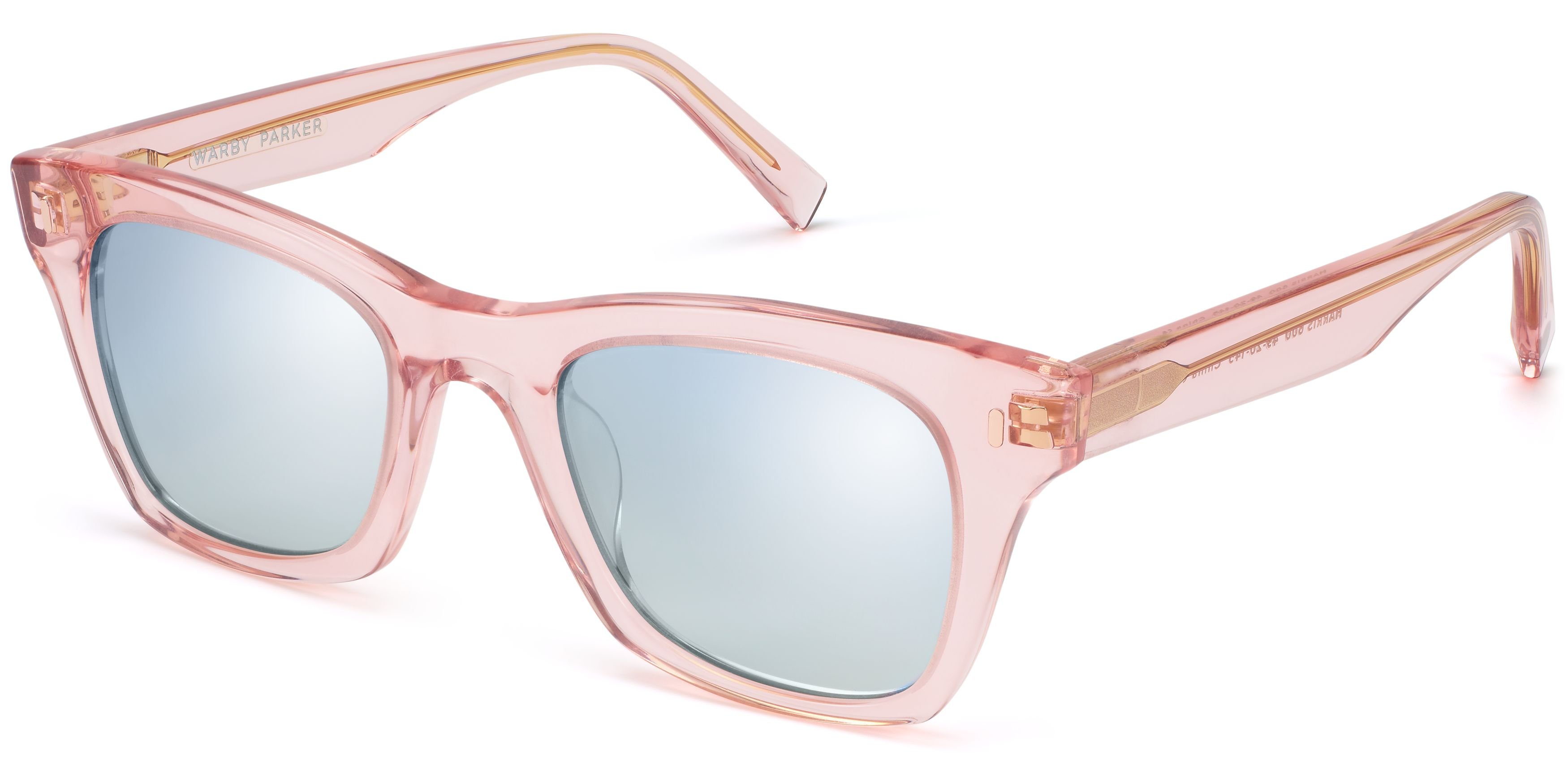 ed5ef3d66f Harris Sunglasses in Rose Crystal for Women