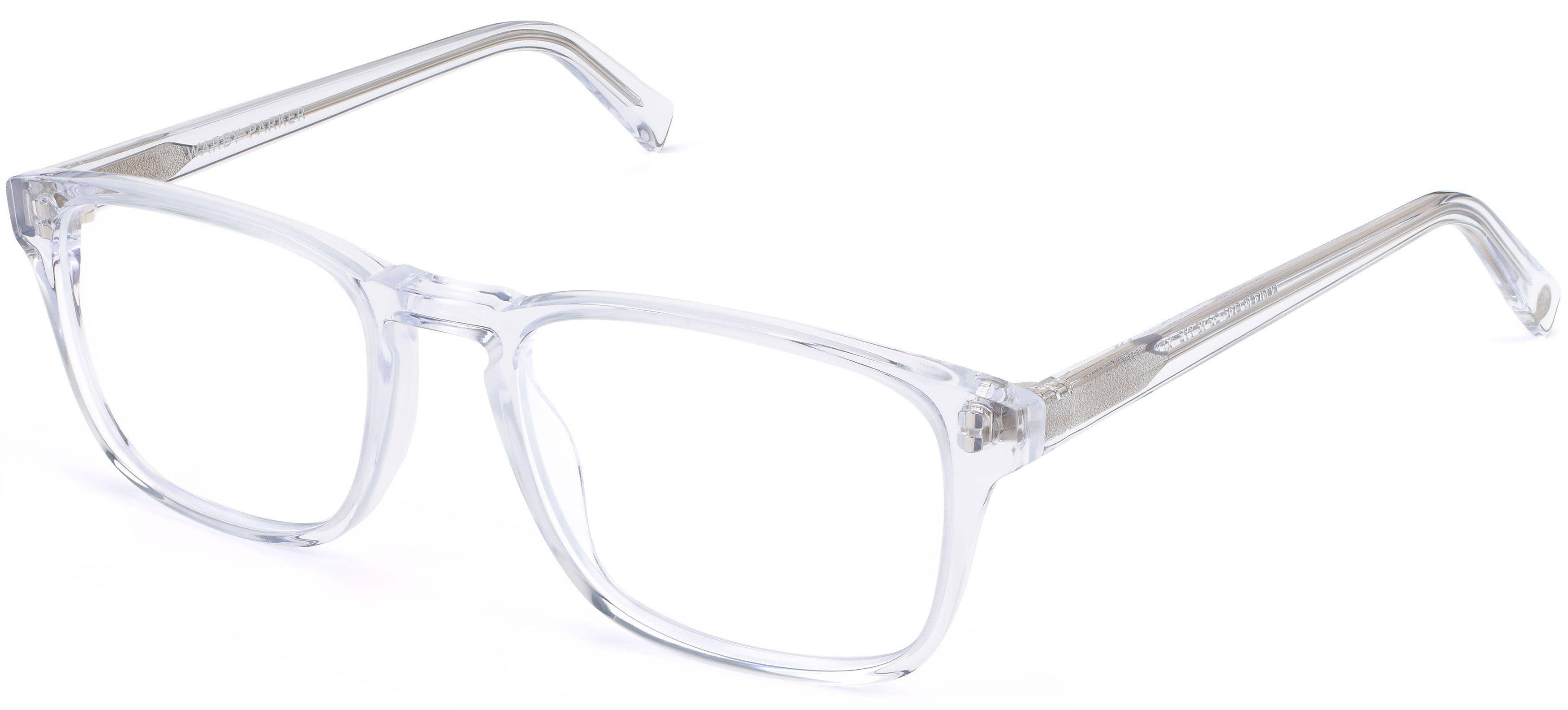 d01127cb22 Bensen Eyeglasses in Crystal for Men