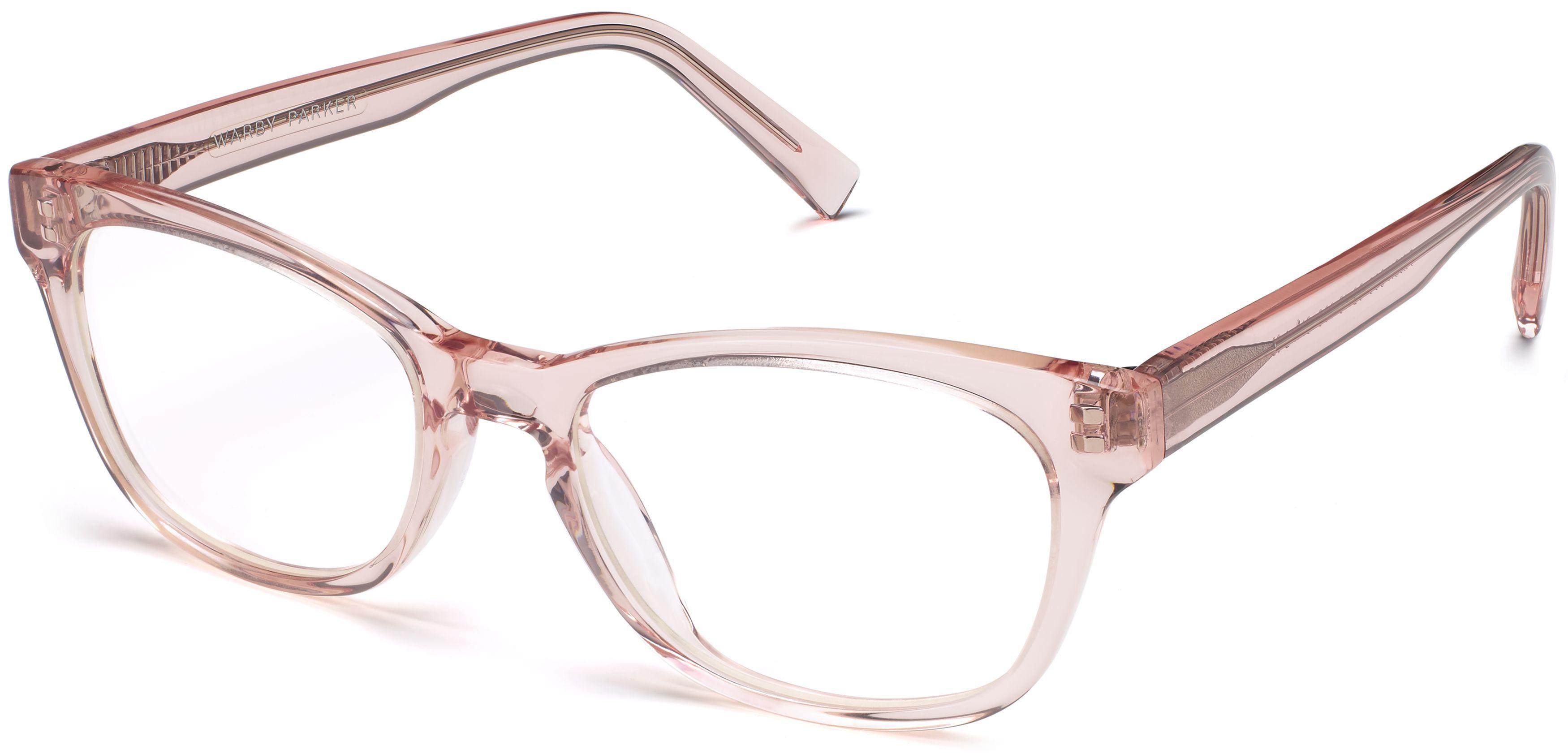 a96484b772 Finch Eyeglasses in Rose Crystal for Women