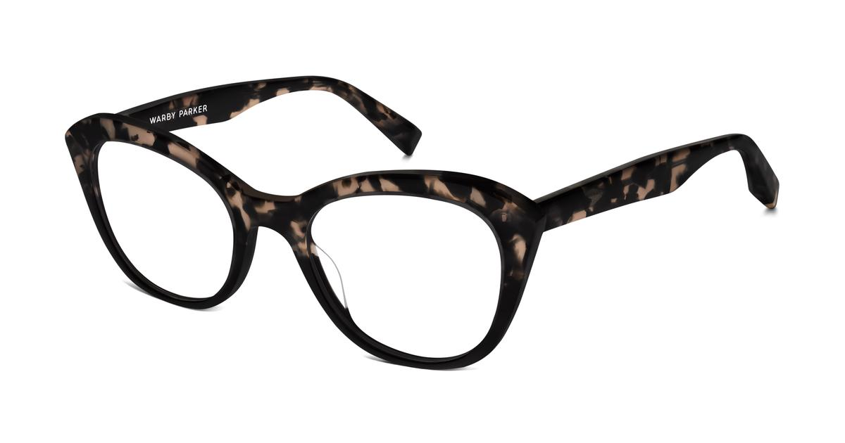 goodney eyeglasses in birch tortoise for warby