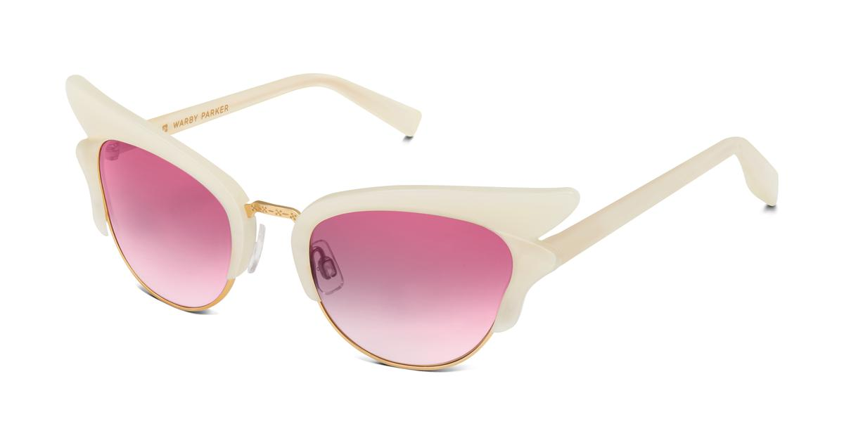 Image result for ivory Pearl with Rose Gradient lenses