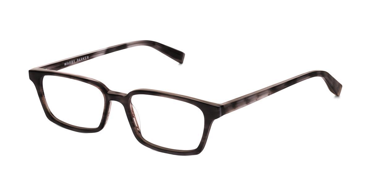 Morris Eyeglasses in Greystone for Men Warby Parker
