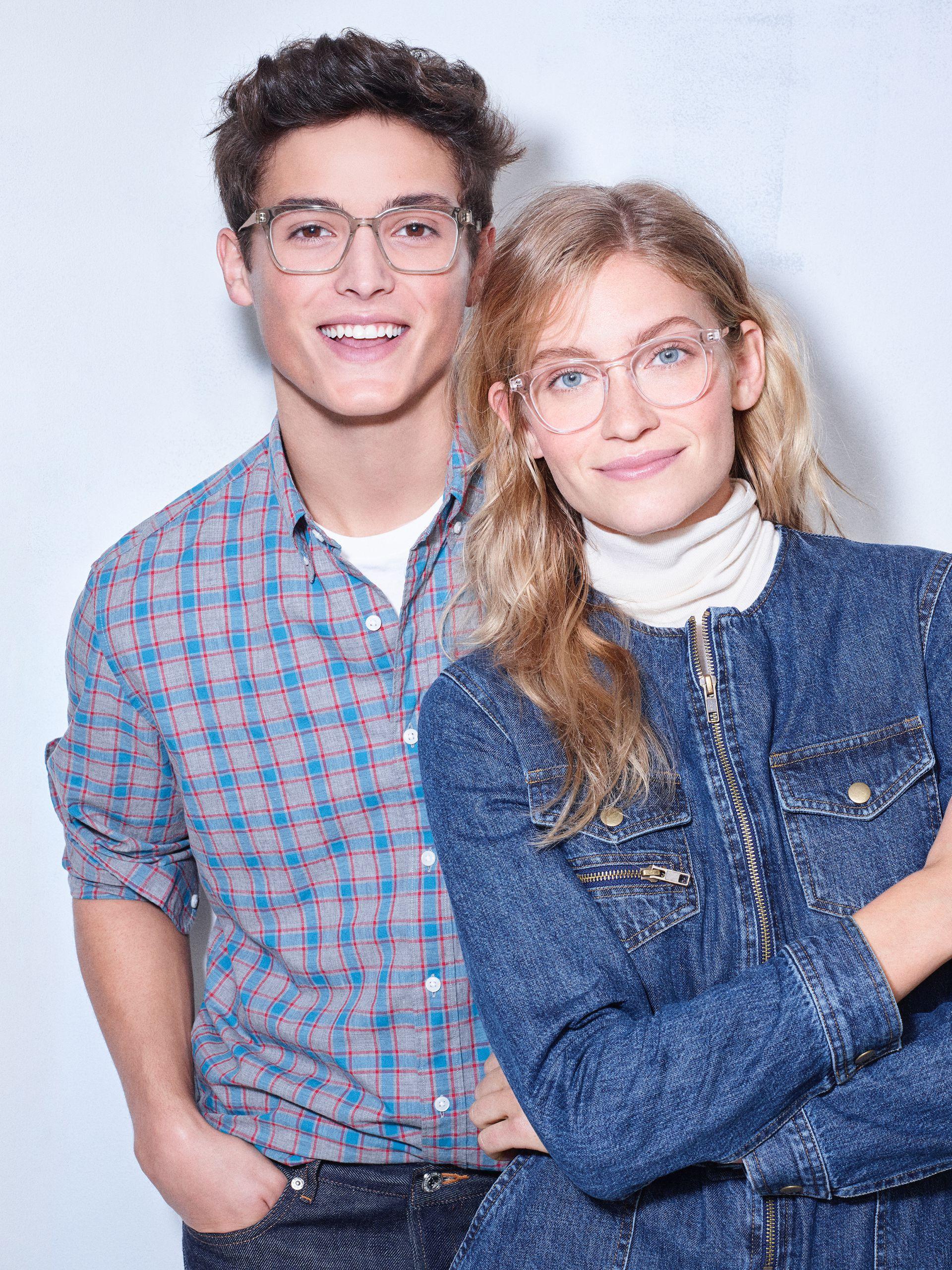 Warby Parker eyeglasses