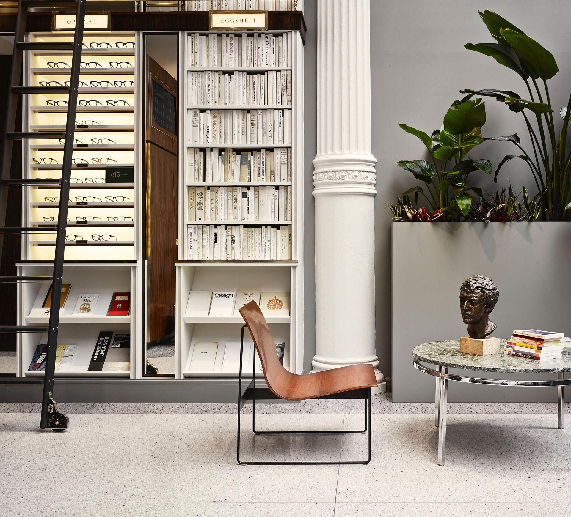 Washington St Warby Parker